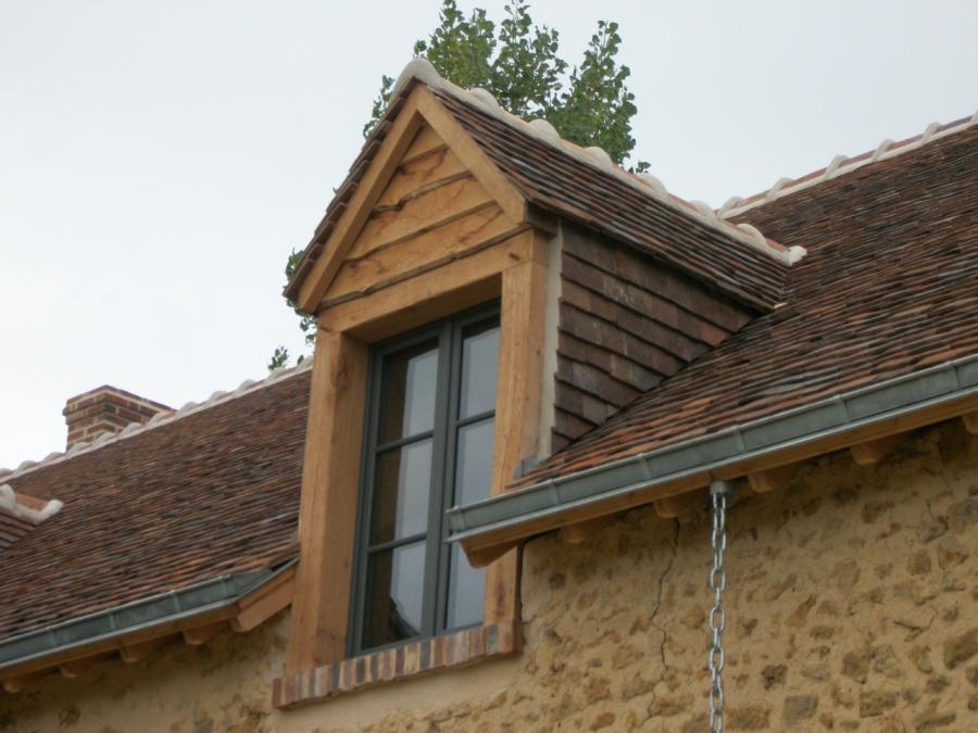 lucarne fen tre de toit